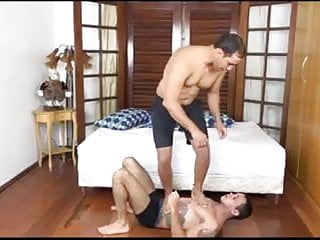Brazil male escort Trample taylor male vs male domination brazil