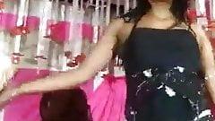 Desi mujra stage video