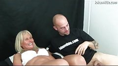 Swedish blonde milf Lisa