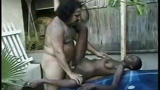 Swirl in the hot tub