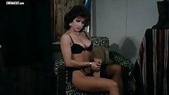 Carmen Russo striptease and nude scenes