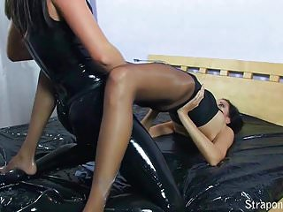 Agnes anal - Straponcum: part 2 of 3. strap-on punishment for agnes