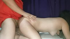 My STEPSISTER wants to taste my COCK and lets me FUCK HER
