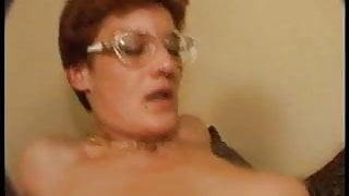 HORNY HAIRY FRENCH STEPMOM RAVAGED BY HER 2 FRIENDS - ROLEPLAY...