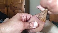 Prepúcio vídeo de dez minutos - colher de pau