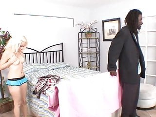 Bleach porn comicks Young bleached blonde hottie gets on her knees and smokes a hard black pole