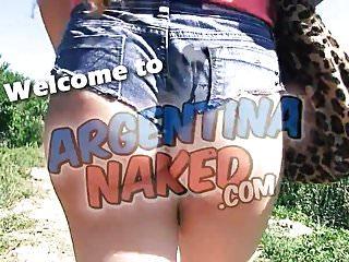 Ass tits teen Big ass teen exposing ass tits and pussy at the beach