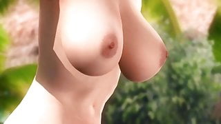Dead or Alive 5 (DOA5) - Sexy Topless Music Video