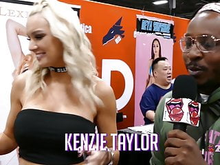 Sexy dirty blondes videos - Exxxotica expo nj 2019: sexy kenzie taylor