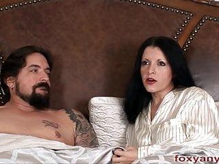 Scary sex films - Foxy anya gives a scary handjob