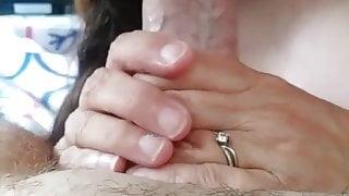 GILF Sucks My Cock