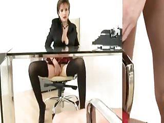 Office slut wed - British milf is an office slut