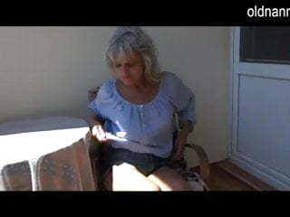 Mature older hairy - Naughty older mature masturbating with toy
