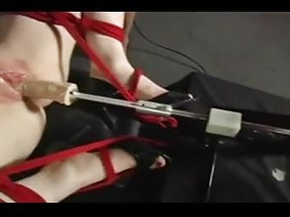 Bondage torture tgp Fuck machine sex toy torture