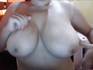 Huge naked tit movies Chubby girl with huge breats full naked masturbation
