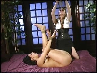 Teen lesbian tied anal Slave tied up for enemas