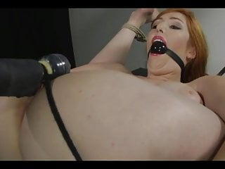 Forced mature orgasm - Predicament bondage and forced orgasms