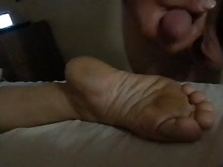 Advage size of asian womans feet - Another foot cum. size 5 feet