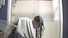 Hidden Cam My Girlfriend Taking Shower In Bathroom Great
