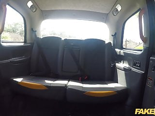 European asian bank Fake taxi british blonde candy banks fucked by a taxi driver