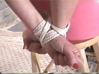 Bondage heel in pic woman - Woman