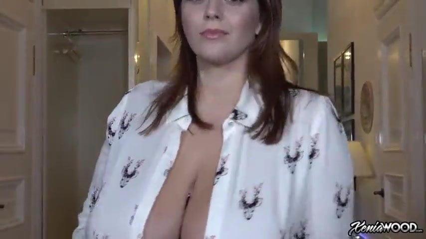 Xenia Wood Nude