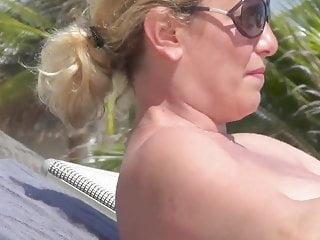 Beach voyeur mexico - Incredible french topless mexico beach maroma