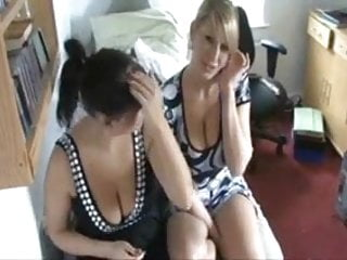 Spankwire two girls with cock - Two girls with big boobs but no rent
