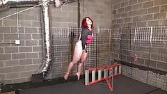 Hanging Wedgie