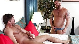 ExtraBigDicks - Jack Andy's Big Cock Is A Workout In Itself