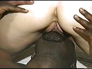 Eating Black Pussy Up Close