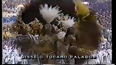 CARNAVAL SEXY BRASIL PORTELA 1987 CAMPEANS