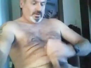 Hot gay massage Big bear cum
