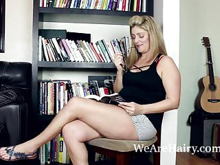 Fetish book - Alicia silver masturbates after reading a hot book
