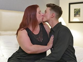 Taboo sex technques Big mom gets taboo sex from slim son