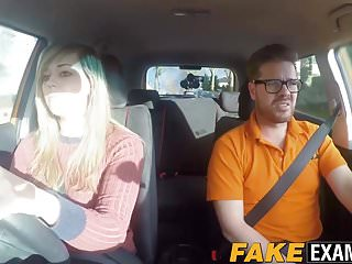 Skanks naked - Curvy uk skank madison stuart banged at driving school car