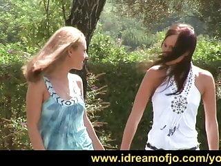 Jo garcia lesbian Jo and zuzana