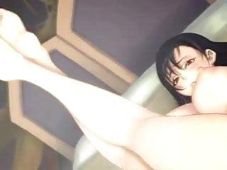 Free pics of tifa lockheart naked Tifa anal creampied