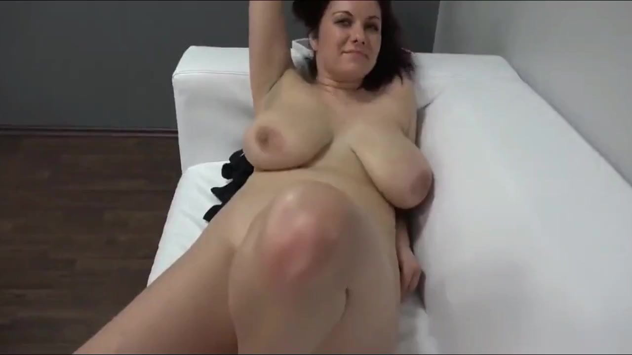 German Slut Shiela in POV casting