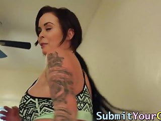 Daily mpeg porn Busty roxii blair fucked after her daily workout session