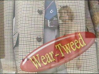 Mens vintage jewlery - Older men with woman 14 wear-tweed
