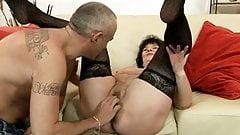 Very Sweet Grannies Have Sex 01