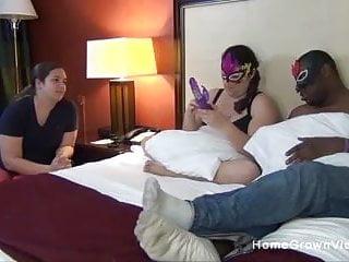 Interracial porno tube 8 - Interracial amateur couple makes a homemade porno