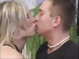 Office girl fucks boss Blonde slut fucks boss in his office