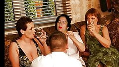 4 matures ladies night with young boy + pelzmausi fotostory