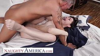 Naughty America - Kamryn Jayde has the urge to fuck her friend