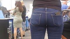 Teen booty in jeans 4
