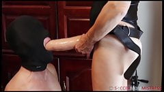 STRAPON Destruction of Cuckold Husbands Sissy Pussy