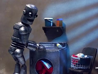 Best adult blog - Best of humping robot - robot chicken - adult swim