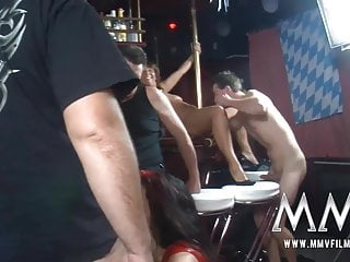 Video of group sex swingers parties - Mmv films amateur swinger party at the pub